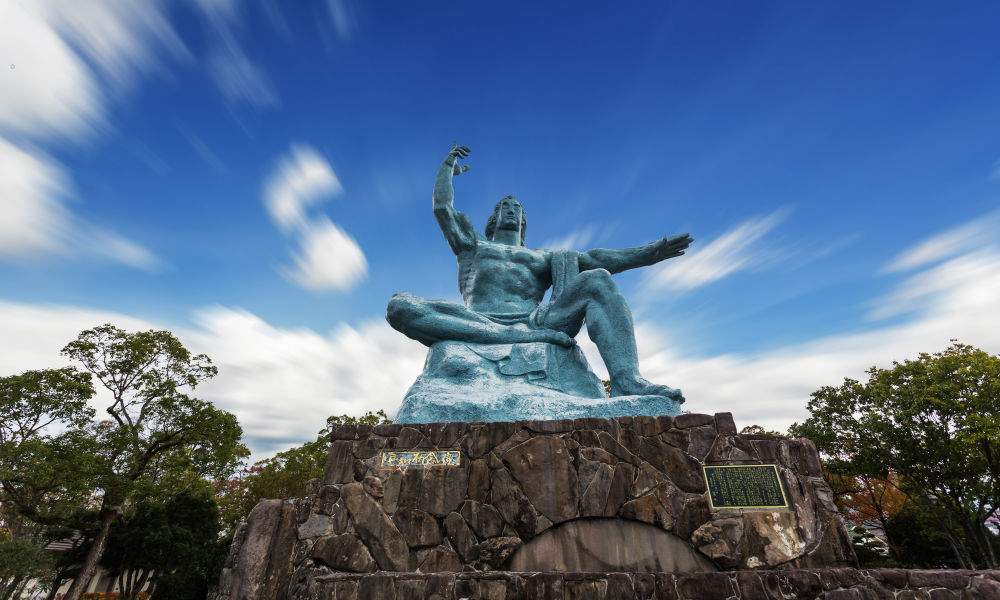 nagasaki-peace-park