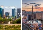 Phoenix vs Las Vegas