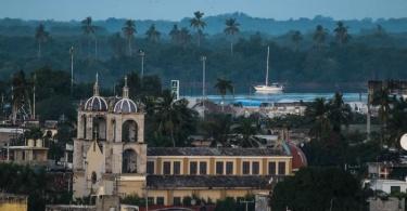 Historic Seaside Mexican Town San Blas