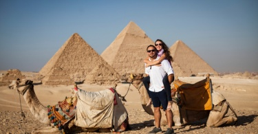 couple in cairo