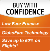Lowest fare promise buy with confidence